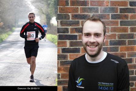 Marathon Challenge For Bereaved Families